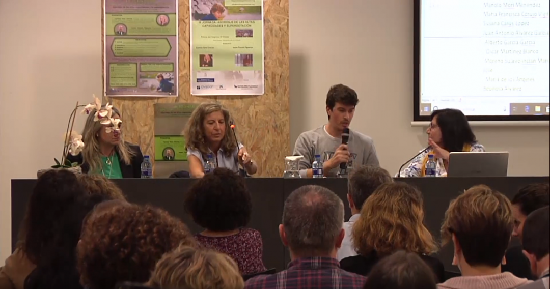 Conclusiones, aportaciones y clausura - III Jornadas Altas Capacidades - Oviedo