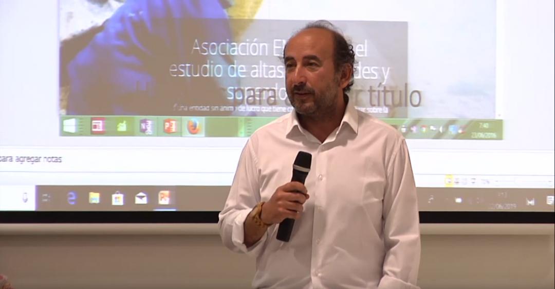 Presentación de la III Jornada Altas Capacidades y Superdotación - YouTube
