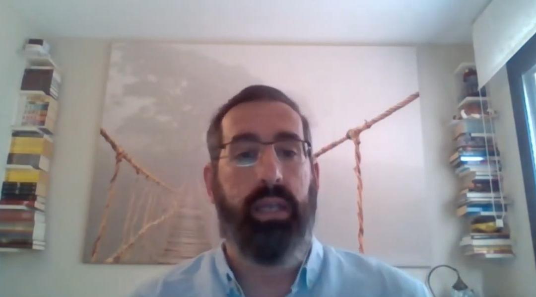 Ramón Nogueras Pérez: «Qué cruel es ser muy listo»